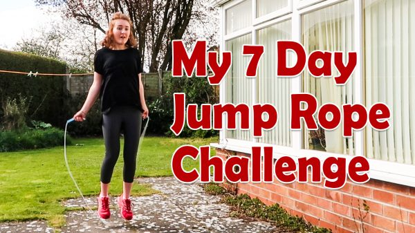 7 Day Jump Rope Challenge