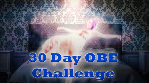 Day 1-3: 30 Day Out of Body Experience Challenge