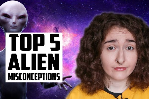 The Top 5 Alien Misconceptions: We need to drop our negative bias against ETs