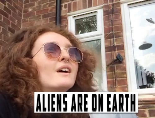 Aliens Live on Earth and are in Contact with Humans