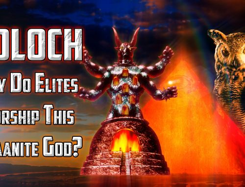 Moloch: Why The Dark Elites Worship The God Of Child Sacrifice