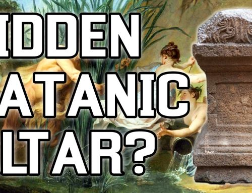 Hidden Altar Devoted To Greek God Pan Discovered: Is Pan Satanic?
