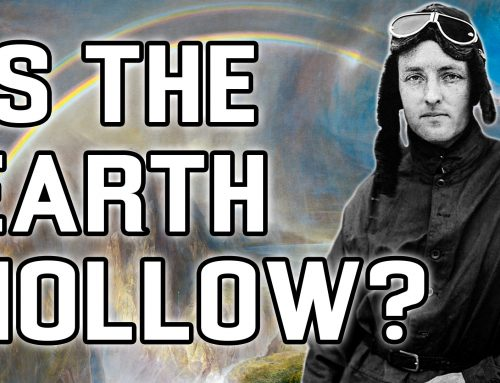 Hollow Earth: Admiral Byrd Detailed a Civilisation Within the Earth