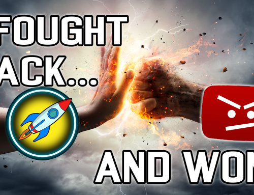 I FOUGHT YouTube Censorship…AND WON!