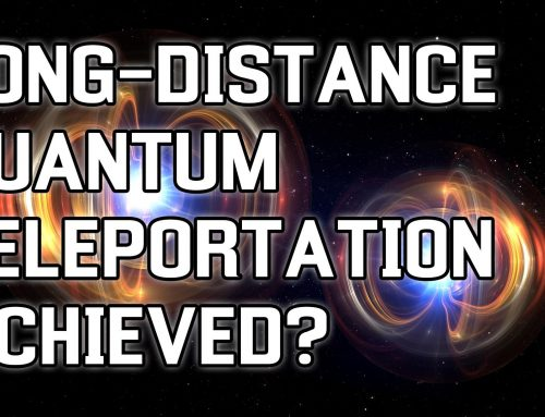 "Scientists Achieve Long-Distance ""Quantum Teleportation"""