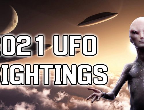 Top UFO Sightings of January 2021