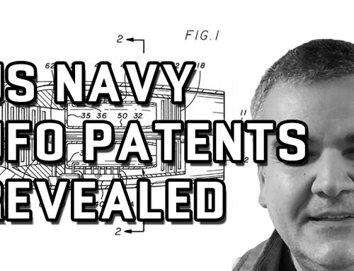 "US Navy's CRAZY ""UFO Patents"" Include ""Reality Engineering"" Device"