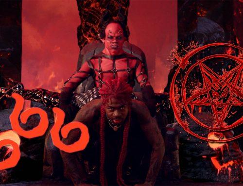 Lil Nas X Satanic Symbolism EXPOSED
