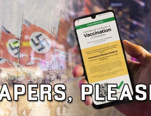 Papers, Please: UK Government to Introduce Vaccine Passports